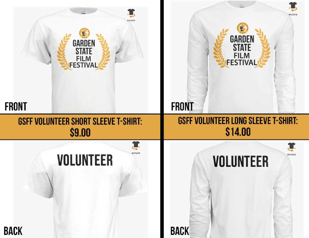 Image of 2020 Volunteer Shirts