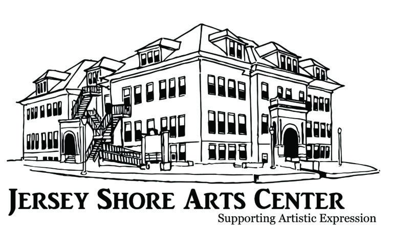 Jersey shore arts center logo