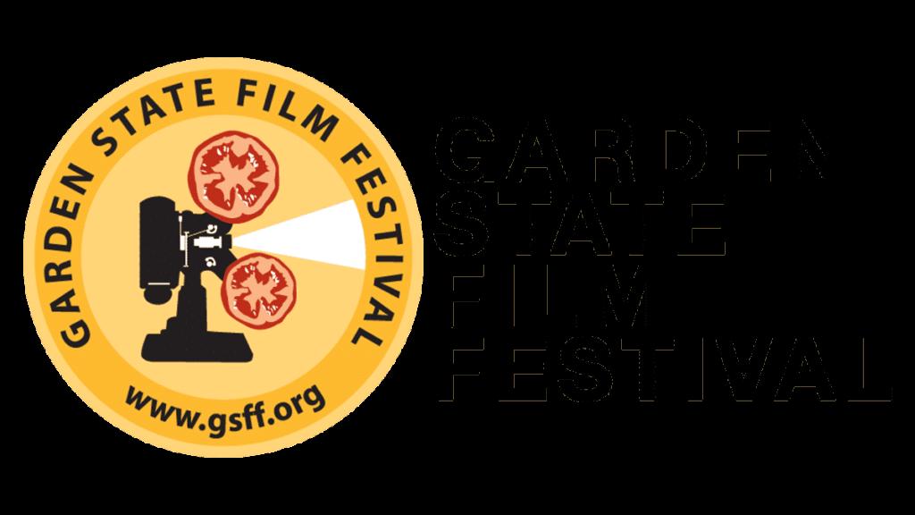 Image of garden state film festival logo