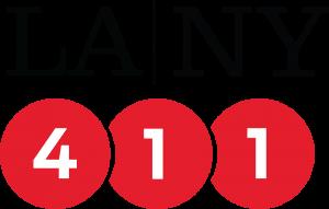 LA NY 411 logo