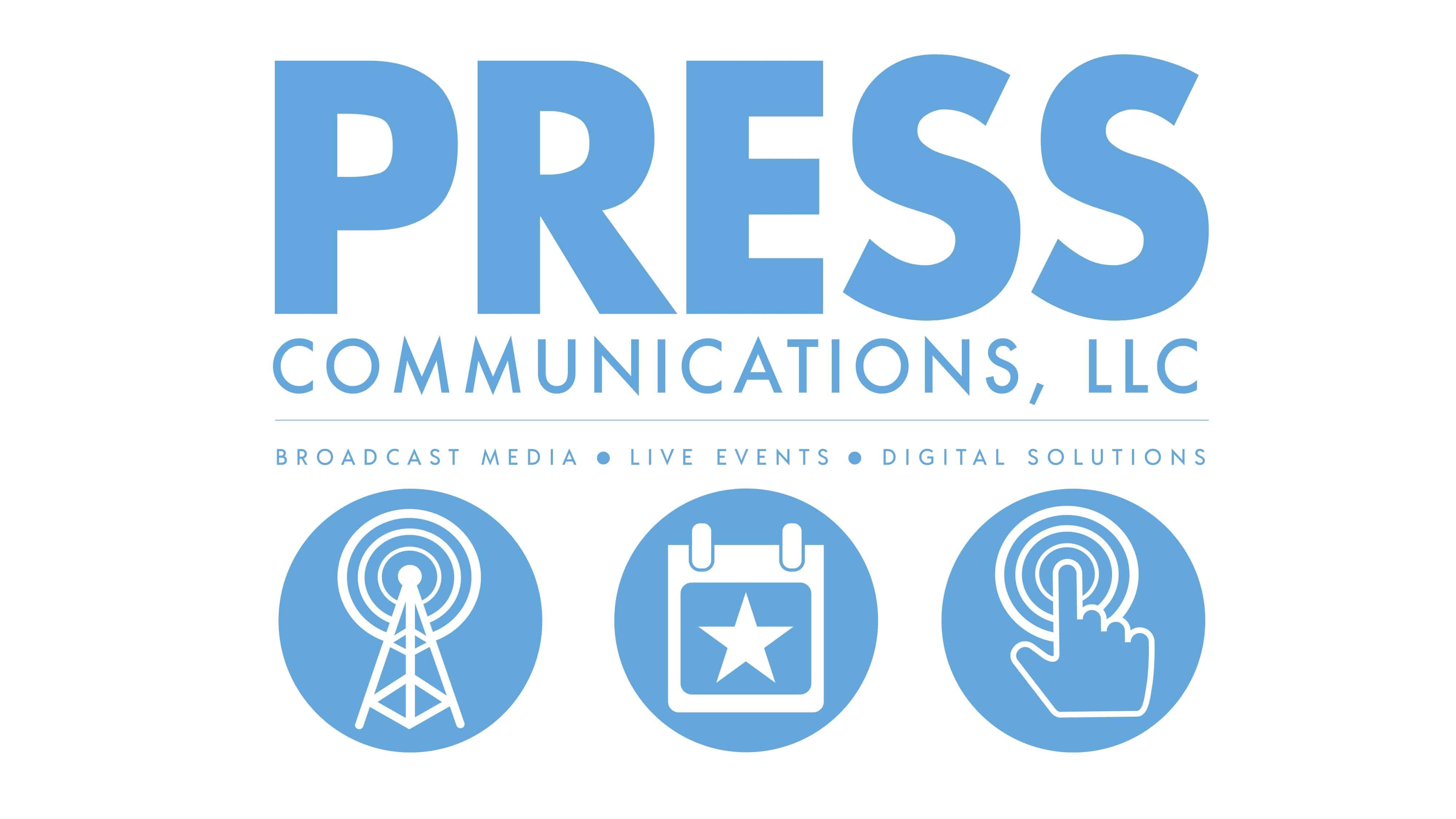 Press Communications, LLC logo