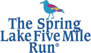 The Spring Lake Five Mile Run Logo